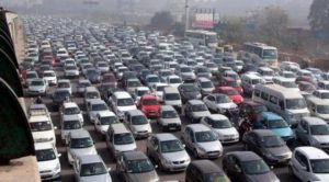nearly 13 lakh private cars expected to keep off the road per day