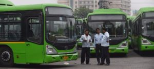 Odd-even,govt looks to hire buses