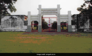 China wants historical cemetery at Ramgarh to be turned into global tourist spot2