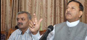 Senior BJP leader Rajiv Bindal