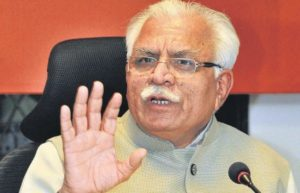 CM Khattar direct DCs to ensure no person sleeps in open