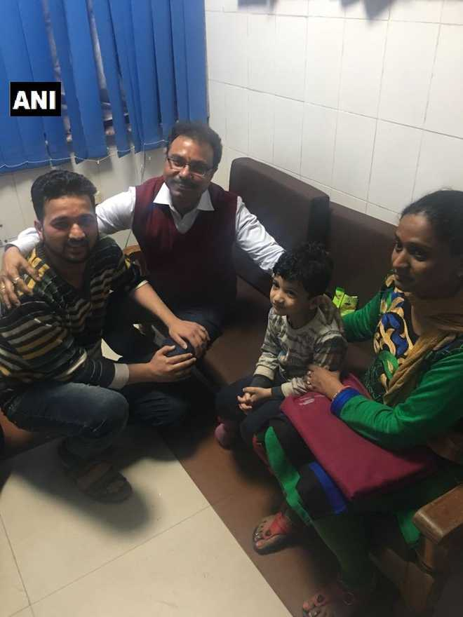 Delhi: 5-yr-old boy kidnapped from school bus rescued, accuse killed
