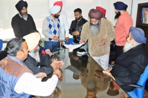 Badal welcomes courageous emphasis on agriculture