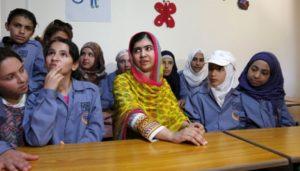 Malala Yousafzai returns to Pakistan six years after she was shot