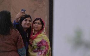 Malala tells Pak media she will return for good 'after education'
