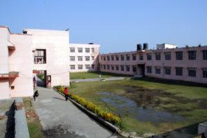Guard shot girl at Adarsh College of Nursing on Samana-Patialaroad