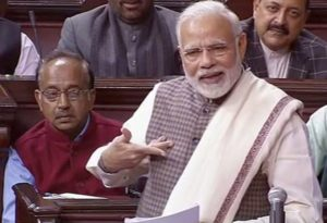 BJP MPs led by PM Modi to observe fast today over Parliament washout