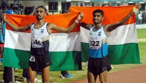 India finish on top with 20 gold medals at junior athletics meet