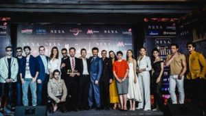 IIFA Rocks: Film industry celebrates cinema with dance, music and fashion, honours stars behind the camera