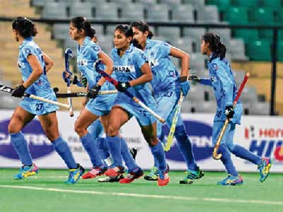 Hockey : Spain outplays India 4-1 in fourth Test