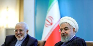Iranian Foreign Minister hit back at Trump asking him to 'BE CAUTIOUS'