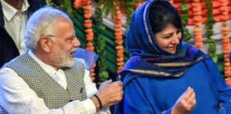 Mehbooba urges PM Modi to accept Imran Khan's call for India-Pak talks