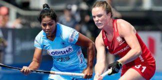 Vitality Hockey Women's World Cup: India Tumbles At Irish Hurdle
