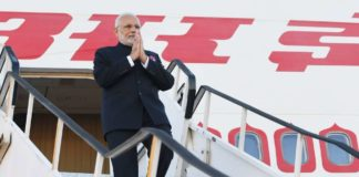 PM Modi arrives in S Africa for BRICS Summit