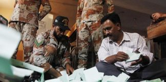 Pakistan set for historic election tomorrow amid charges of army meddling