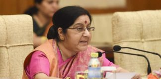 Swaraj assures help to Indian stranded in US days before his wedding