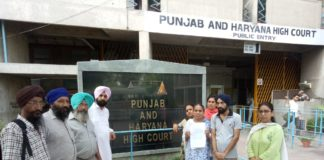 Ludhiana Rinkle murder case:Victims families punjab and haryana high court Reached
