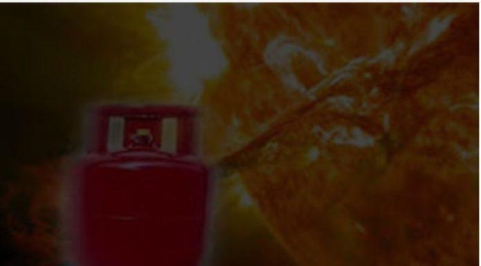 Jalandhar In gas cylinder eruption two women Including child scorched
