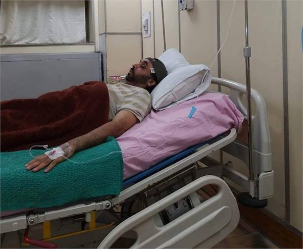 bhagwant mann admit in delhi hospital