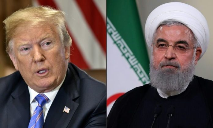 US President Donald Trump says Iran may speak with US 'pretty soon'