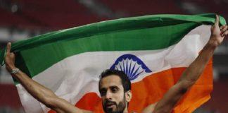 Manjit Wins Gold