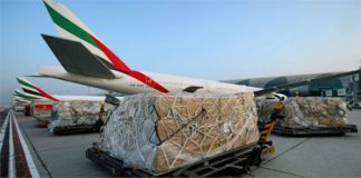 Emirates to fly 175 tonnes of relief material for flood ravaged Kerala