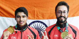 3 for a joy: Schoolboy, lawyer, veteran show India's shooting 'range'