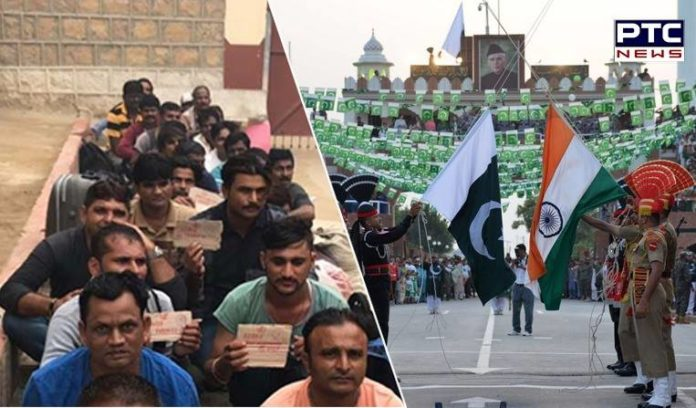 India releases 7 and Pakistan Releases 29 Prisoners Independence Day