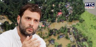 Congress party demands that Kerala Floods be declared a national calamity