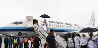 Kerala Floods: PM Modi's aerial survey in called off due to heavy rain