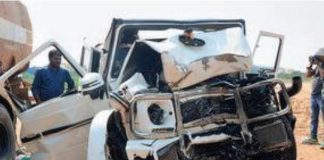 Son of former Andhra Pradesh chief minister dies in road mishap
