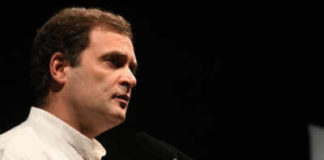 BJP, RSS dividing India, spreading hatred: Rahul in Berlin