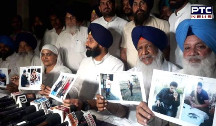 Bikram Majithia holds Press Conference in Amritsar
