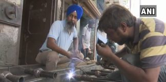 Construction work of gates at the Attari-Wagah border to be finished by Aug 14