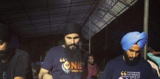 Randeep Hooda Joins Khalsa Aid To Serve Langar In Kerala