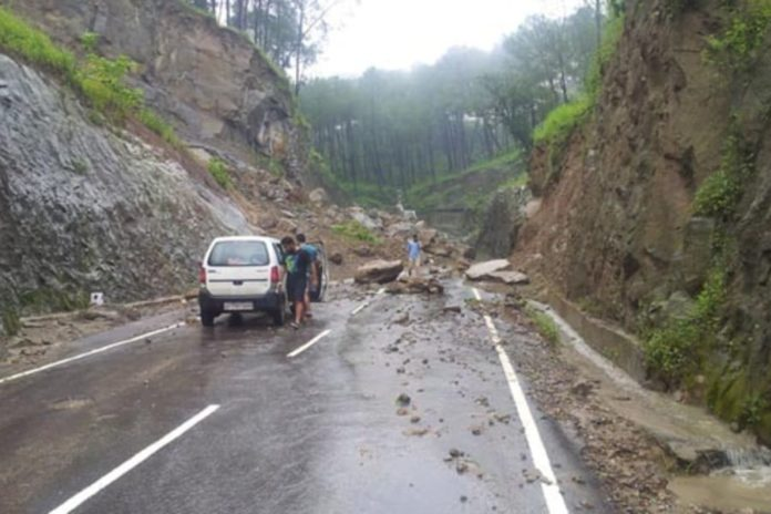 Schools in Shimla to Remain Closed Due to Heavy Rainfall Causing Landslides