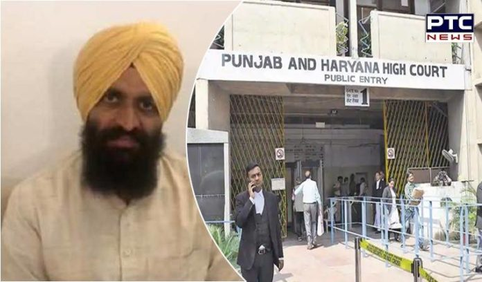 Himmat singh files petition in high court and Seeks protection