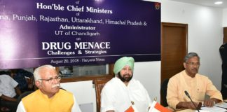 CMs Of Northern States Sets Up Central Secretariat In PKL For Data Sharing