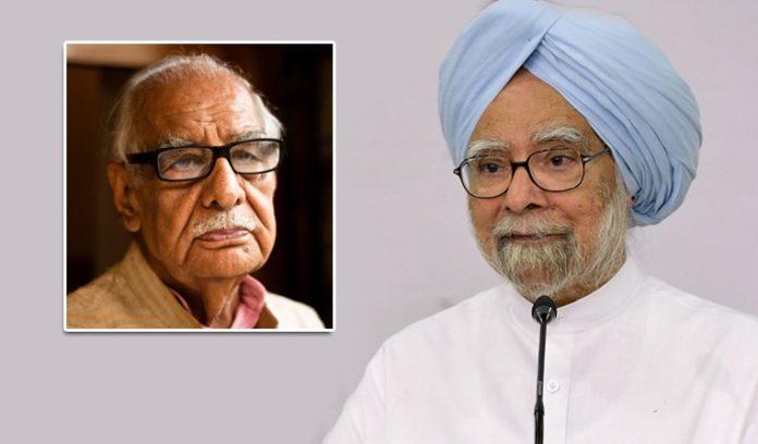 Kuldip Nayar donned many hats in his decades of public life: Manmohan Singh