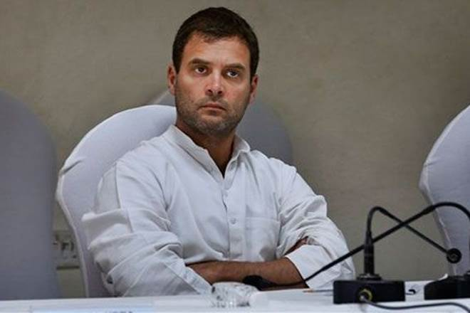 Rahul should apologise for 1984 anti-Sikh riots: BJP