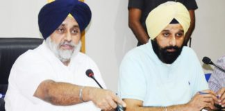 Sukhbir Badal Condemns Rahul Gandhi For Justifying Lynch Mentality Of Gandhi Family