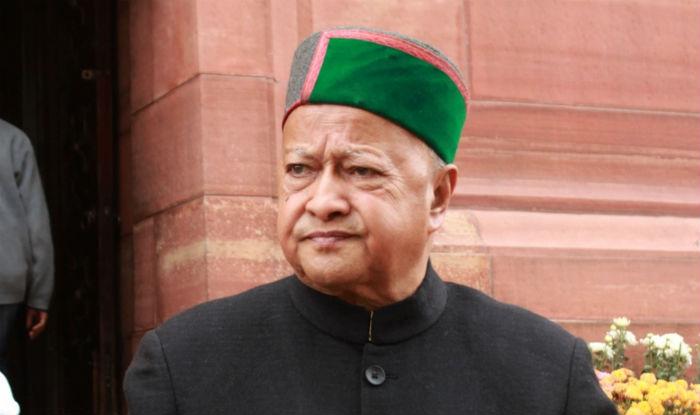 Himachal ex-CM Virbhadra Singh hospitalised in Shimla