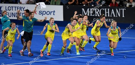 Vitality Hockey Women's World Cup: Australia strokes out Argentina to enter semis