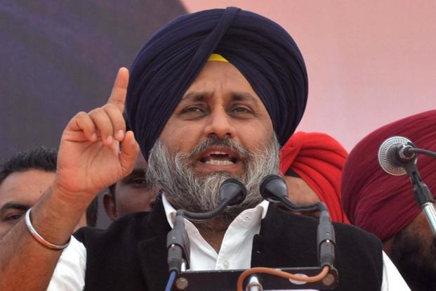 Sukhbir Badal blows lid over sinister conspiracy to defame erstwhile SAD-BJP govt. and divide the Sikh community.