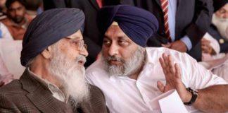 SAD leadership to take on Congress conspiracy to belittle contribution of Sardar Badal towards Sikh panth and Punjab