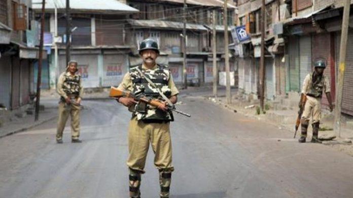 Separatist-sponsored strike disrupts life in Kashmir Valley