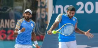 18th Asian Games: Given pocket-less shorts by kit supplier, Indian tennis stars use their own