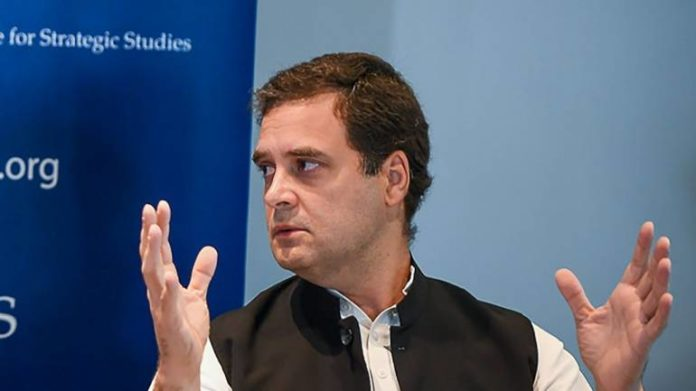 Rahul wanted Chinese ambassador to give him ceremonial see-off: BJP