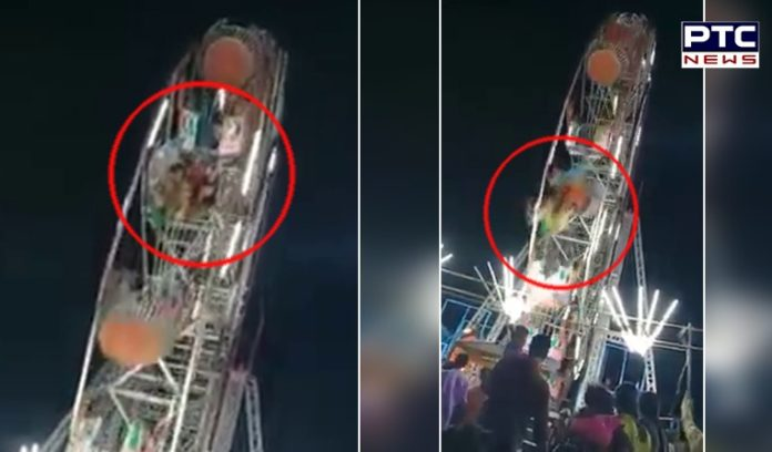 Two sisters die after falling from ferris wheel in Ambala