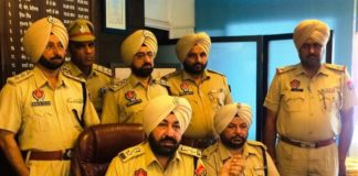 Anandpur Sahib Police Crackdowns Another Drug Tablets Smuggling In The District